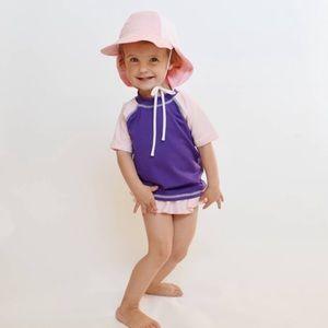 Other - Girls rash guard / baby girl rash guard swim suit